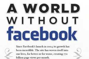 The 'A World Without Facebook' Infographic Illuminates Social Shifts