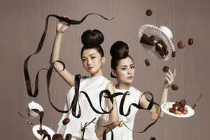 The 'Harbour City Chocolate Trail' Advertisements Look Delicious