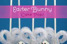 Ravishing Rabbit Bites - These Bunny Cake Pops are Sure to Dazzle Your Eager Easter Guests
