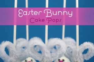 These Bunny Cake Pops are Sure to Dazzle Your Eager Easter Guests