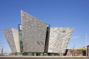 The Titanic Belfast Pays Tribute to a Doomed Vessel