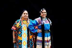 The 'A Bishop Pow Wow' Set Features Native U.S. Photos