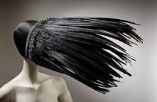Chic Eye-Catching Caps - These Hats by Stephen Jones Millinery Will Turn Heads