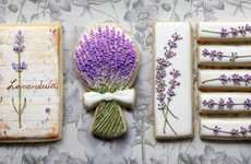 Antique Floral Confections