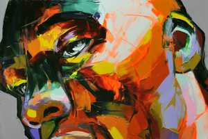 The Nielly Francoise 'Deja 2012' Series is Vibrant & Emotionally Charged