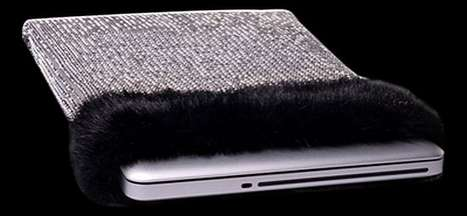 diamond laptop case