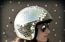 Studio 54-Inspired Headgear