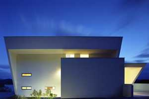 The i-House by Masahiko Sato Complements the Landscape