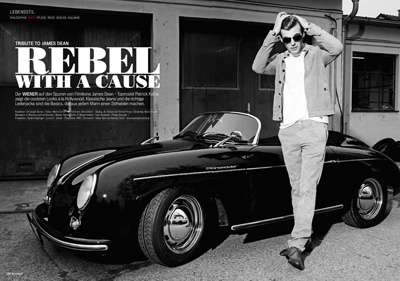 rebel with a cause wiener magazine