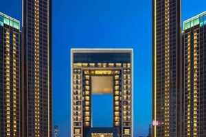 The St Regis Tianjin Hotel is Luxurious