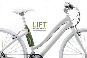 The Samantha Del Rosario Lift Strap Eases Moving Cycles