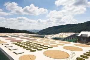 The Vacarisses Waste Treatment Facility is Sustainably Designed