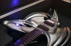 Fire-Breathing Guitars