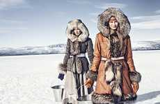 Couture Arctic Outerwear