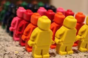 These LEGO Minifgure Crayons Add Some Character to Your Colors