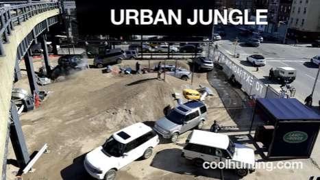 land rover urban jungle