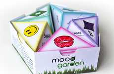 Mood Garden Tea Offers an Interactive Way to Drink Your Beverage