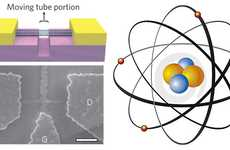 Super Sensitive Scales - The Nanomechanical Mass Sensor Can Weigh a Proton