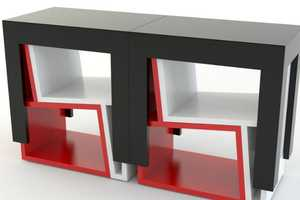 The Elementodiseno 'Project UTFSM' Furniture is Sharp and Conservative