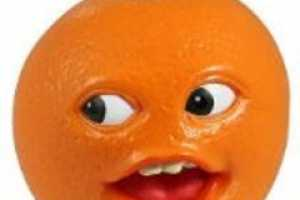 The 'Annoying Orange Talking PVC Figure' Series is Eerily Cheery