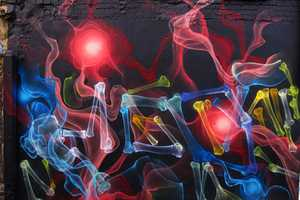 SHOK-1 is a Doctor of Street Art
