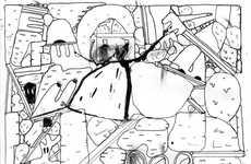 Hellish Household Sketchings