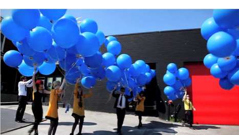 Balloon Disc Launches - Jack White Shares His New Record with Floating Freebies