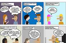 Love Life Comic Strips - The 'NY Dating Stories!' Tumblr is Funny and Heartwarming