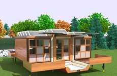 Portable Solar Abodes