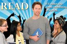 Comedic Literature Ads