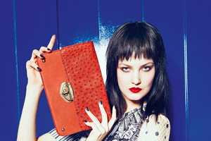 The Triton FW 2012 Campaign is Sleek and Energetic