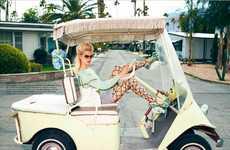 Lounging 50s Fashion