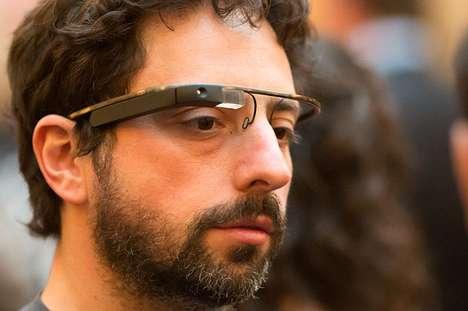 Internet-Savvy Eyewear (UPDATE) - Project Glass is Googles' Recent Release