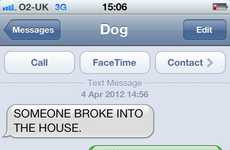 The 'Text From Dog' Tumblr Features Messages from Humorous Pet