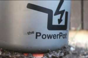 The PowerPot is the Ultimate Tool for Camping