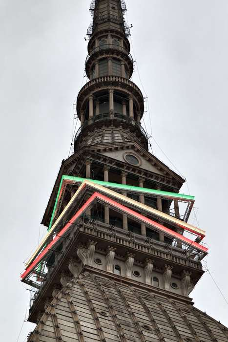 torino lighting installation