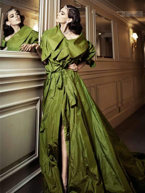Glamorously Gowned Galleries 3