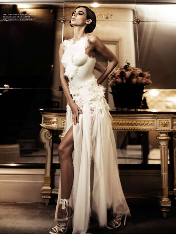 Glamorously Gowned Galleries 4