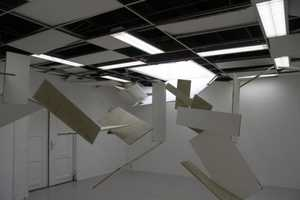 Tremor Laquearia by Remon de Jong Makes Artful Earthquake Scenes