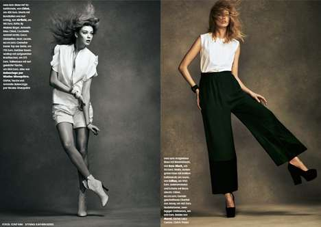 elle germany top modern