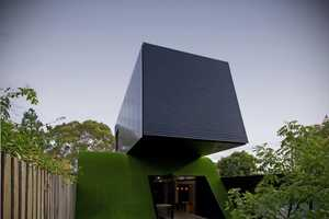 'The Hill House' Can be Climbed Into or Onto