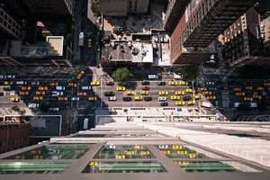 The 'NYC Intersection Series' by Navid Baraty has a Fresh View