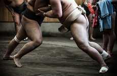 Acute Tokyo Wrestler Photography