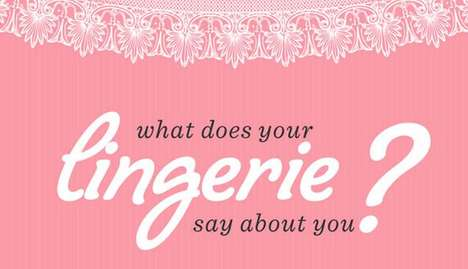 lingerie talk infographic