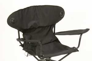The Revolve Camping Chair Puts a Twist on Traditional Loungers