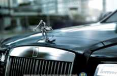 Beggar Hood Ornament Ads