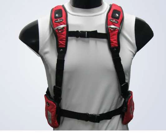 High-Tech Hands-Free Harnesses