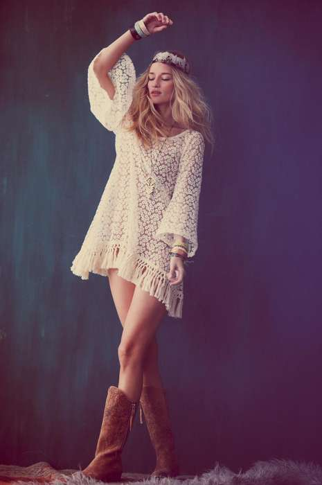 free people festival lookbook