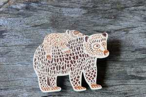 The Polli Brooch Collection is a Colorful Revival of the Accessory