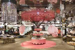 The Monki Carnaby Street Shop by Electric Dreams is Circus-Chic